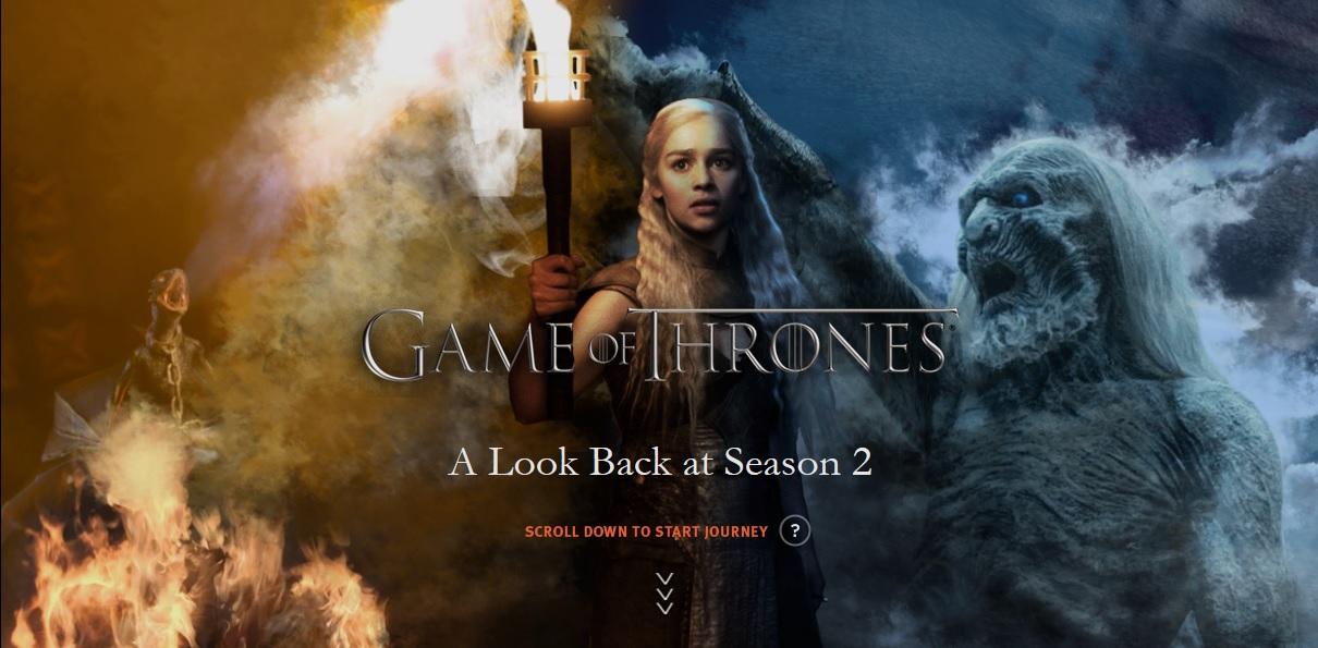Season 2 - catch-up guide