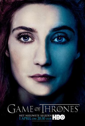 Season 3 - Character Poster - Melisandre