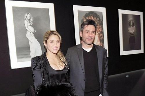 Shakira has bigger breast