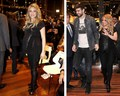 Shakira pregnant belly translucent shirt - shakira-and-gerard-pique photo