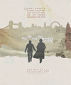 Sherlock & John - sherlock-on-bbc-one fan art