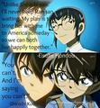 So Sweet&lt;3 - detective-conan photo