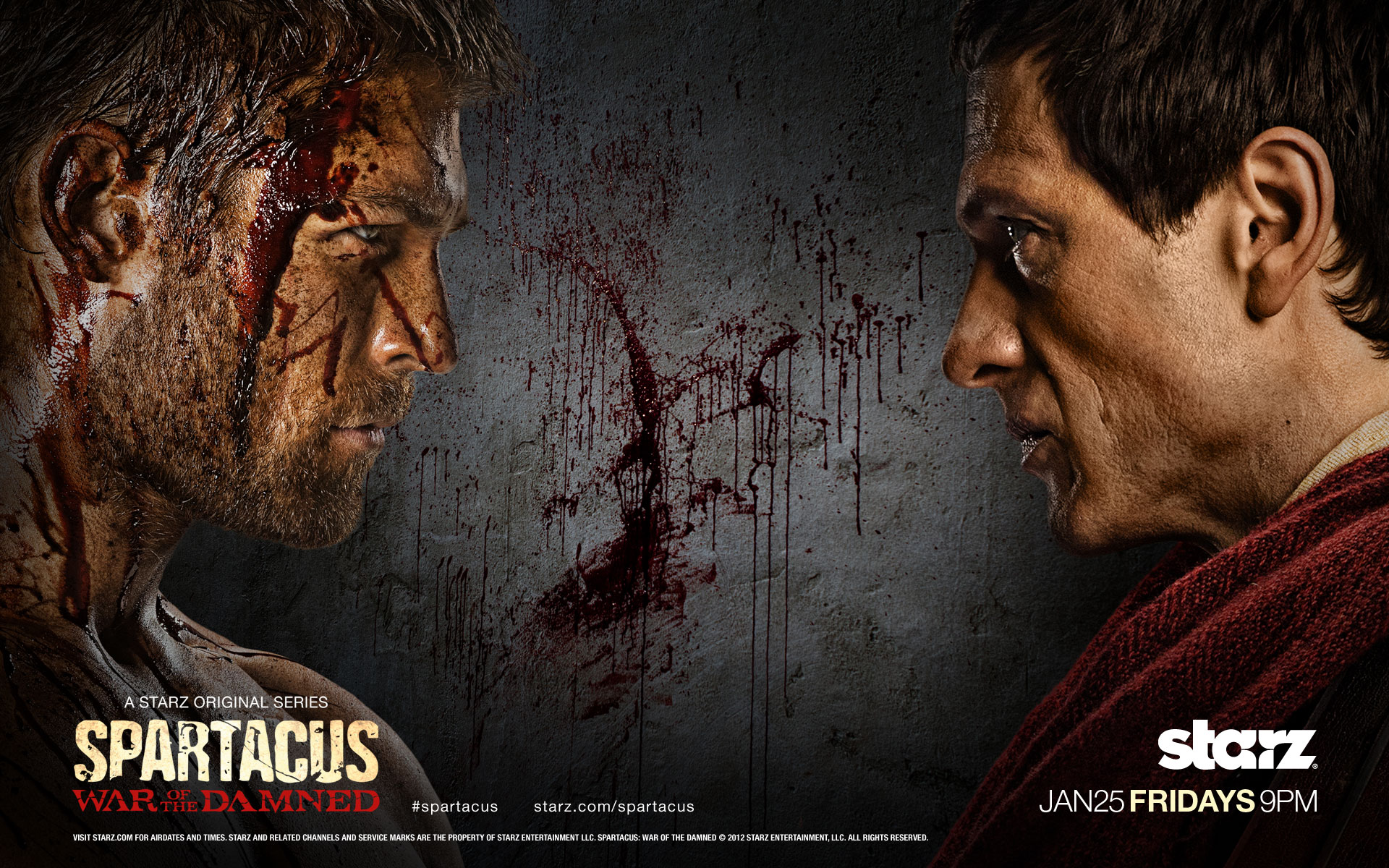 Spartacus: War of the Damned (�LTIMO EPISODIO DE LA SERIE- 12 de abril)