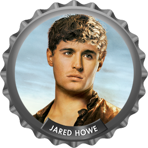Special edition takip for Jared Howe