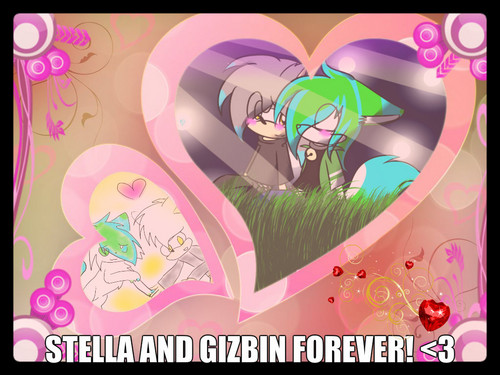 Stella and Gizi forever!~