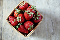 Strawberries  - food photo