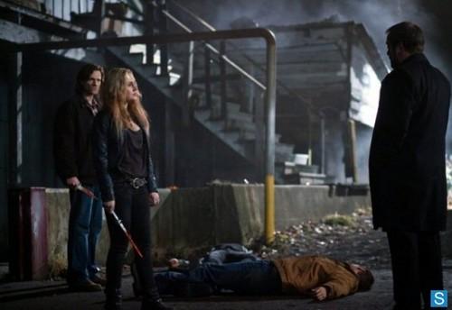 supernatural - 8.17 - Goodbye, Stranger Promo Pics