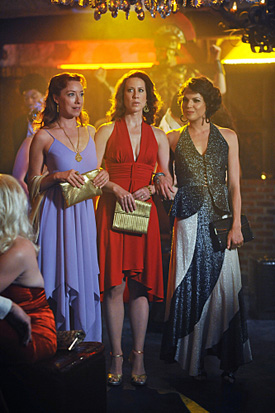 Susan, Janet, and Trina
