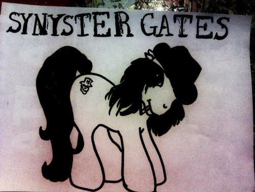 Synyster gppony, pony