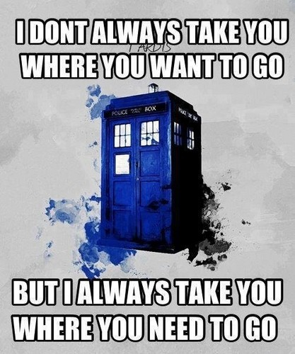 The Tardis kertas dinding titled TARDIS
