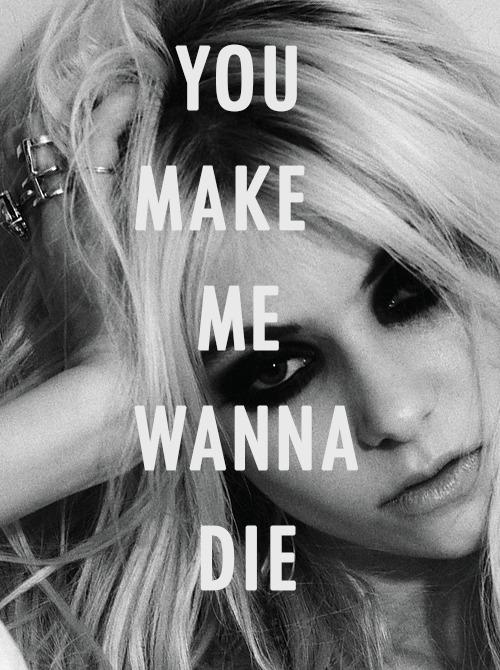 Taylor Momsen - The Pretty Reckless Fan Art (33865247 ... Taylor Momsen Lyrics
