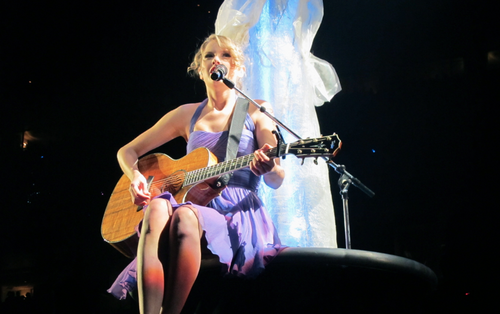 Taylor cepat, swift Ukulele