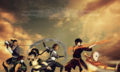 Team Avatar - avatar-the-last-airbender photo