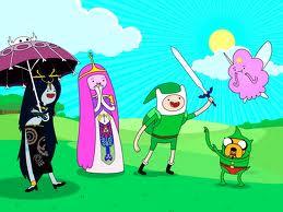 The Legend Of Zelda: Adventure Time