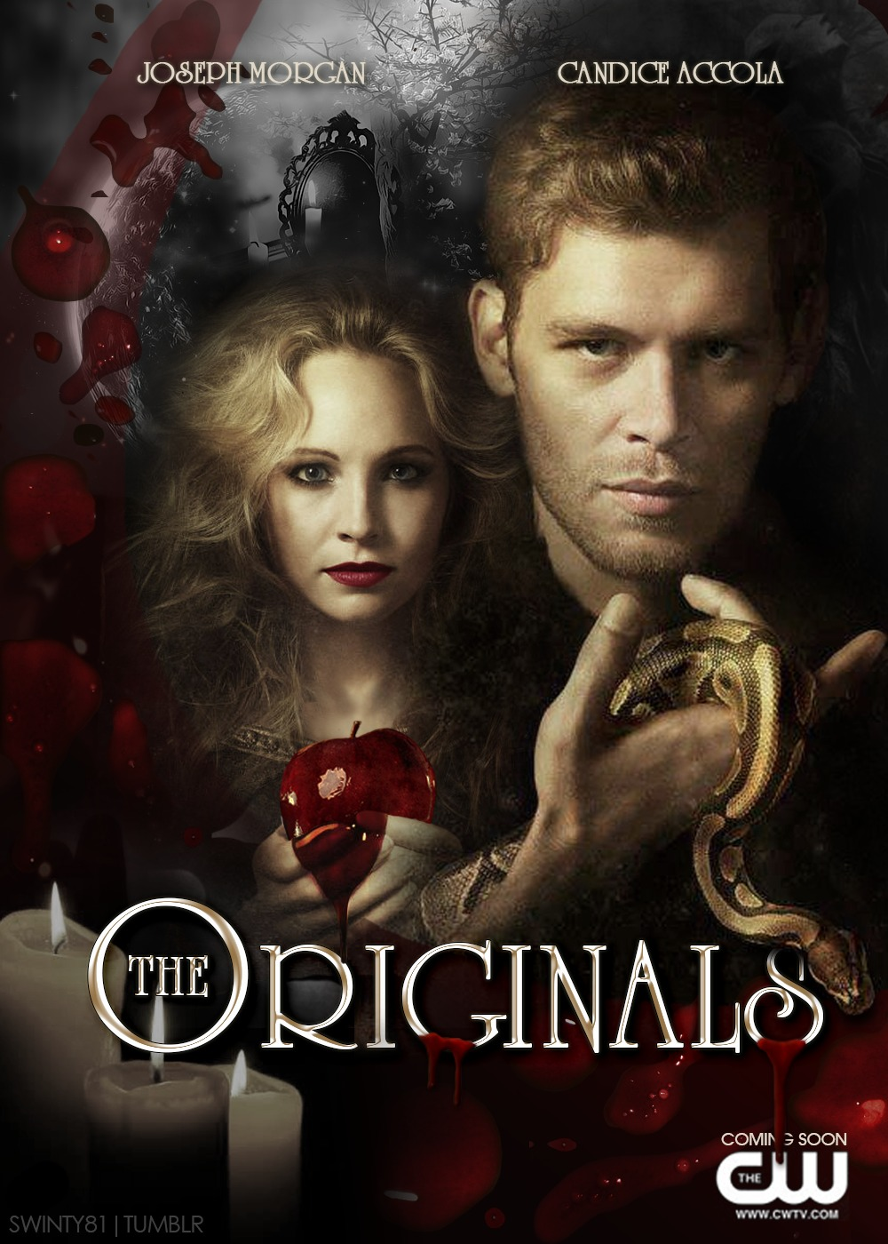 the originals klaroline the originals fan art. Black Bedroom Furniture Sets. Home Design Ideas