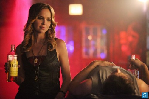 The Vampire Diaries - Episode 4.17 - Because the Night - Promotional fotografias