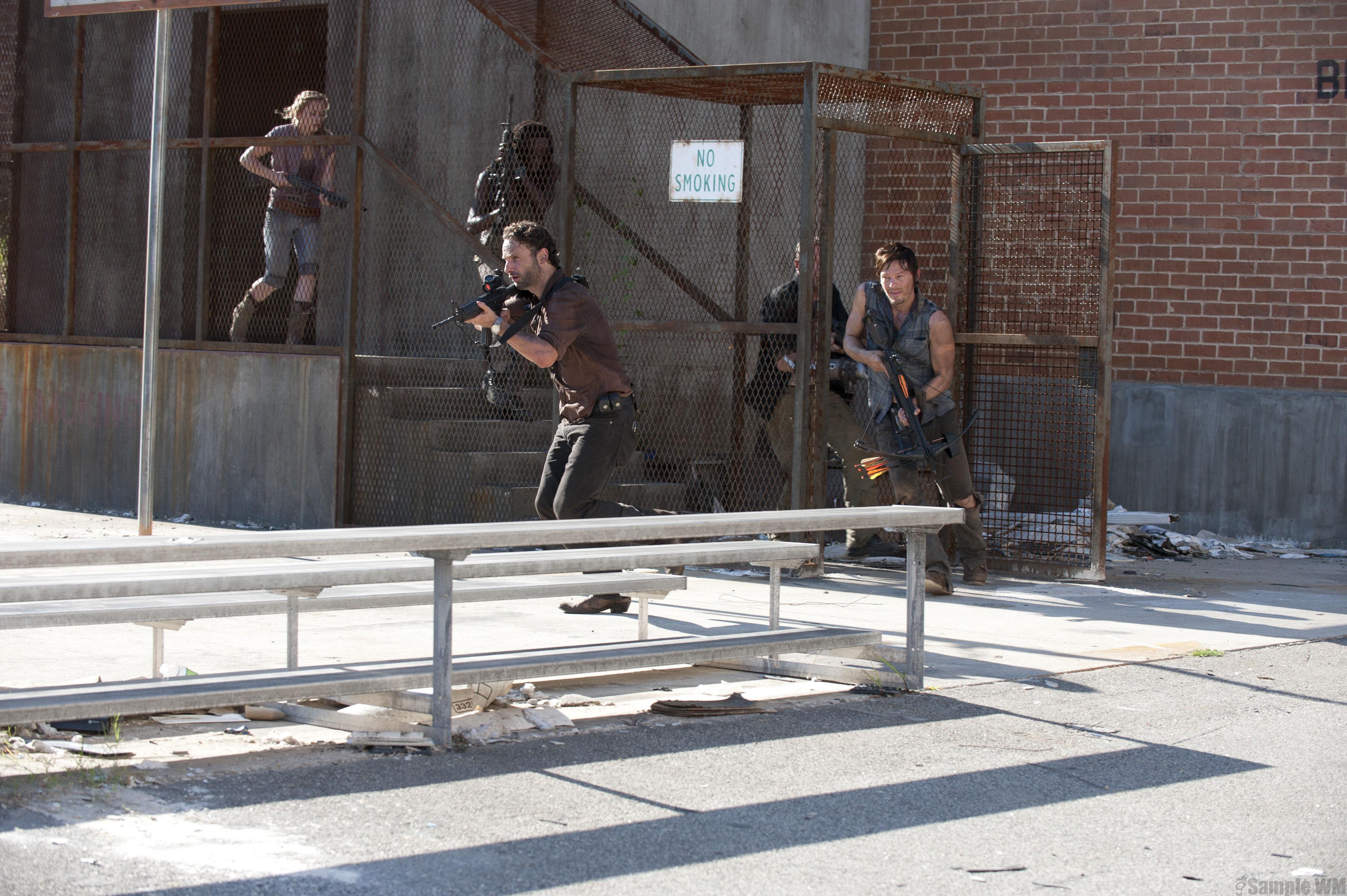 The Walking Dead - 3x11 - I Ain't a Judas