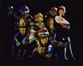 The gang - ninja-turtles photo