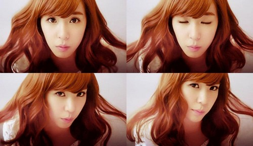 Tiffany Hwang fondo de pantalla with a portrait entitled Tiffany Hwang