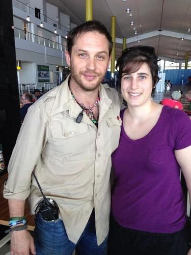 Tom in Botswana