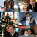 Tony/Ziva - what personal space?  - tiva fan art