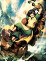 Toph - avatar-the-last-airbender photo