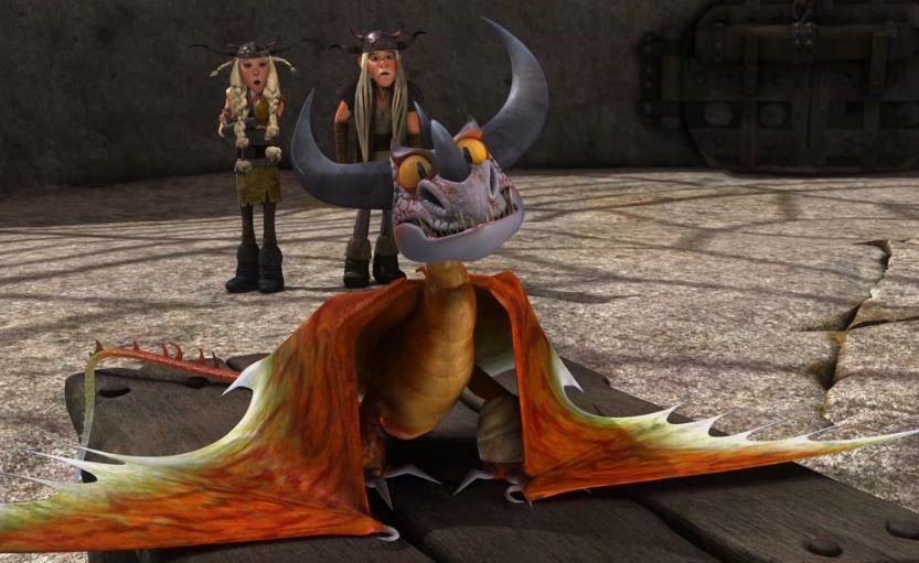 DreamWorks Dragons Riders of Berk Torch