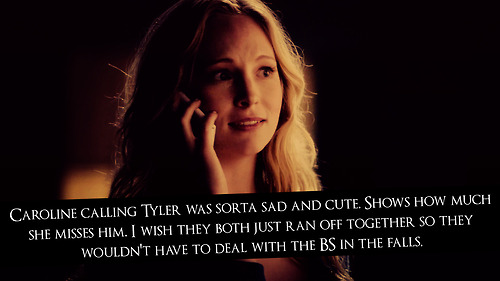 Tyler&Caroline confession