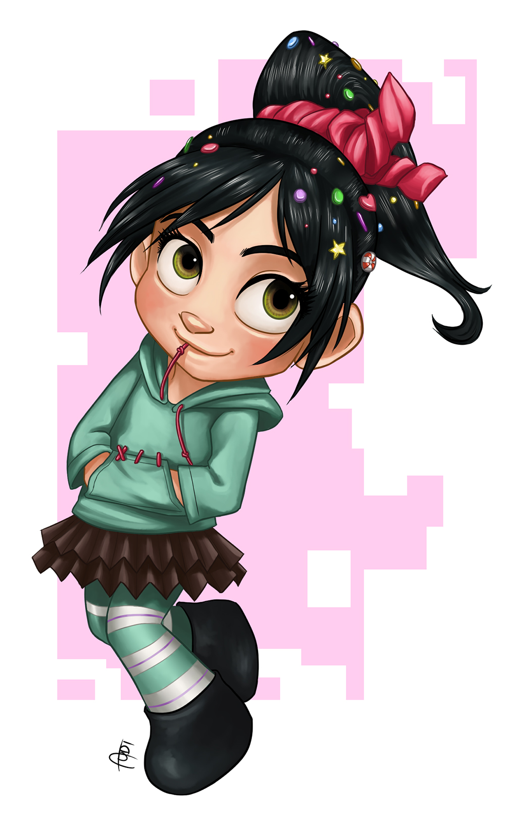 Wreck-It Ralph Vanellope