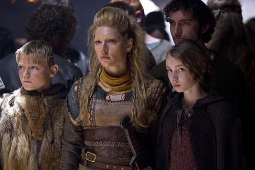 Vikings Episode 1.04 - Trial