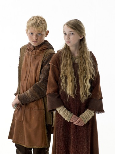Vikings Promo • Bjorn and Gyda