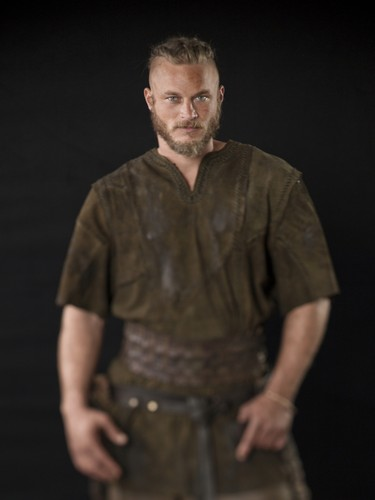 Vikings (TV Series) karatasi la kupamba ukuta called Vikings Promo • Ragnar Lothbrok