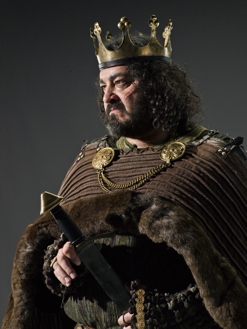Vikings Promo • King Aelle