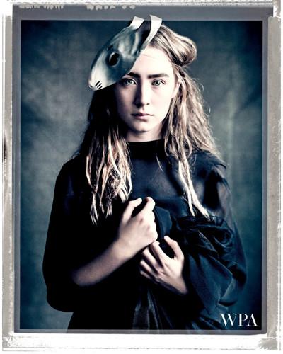 Vogue UK 2013 photoshoot