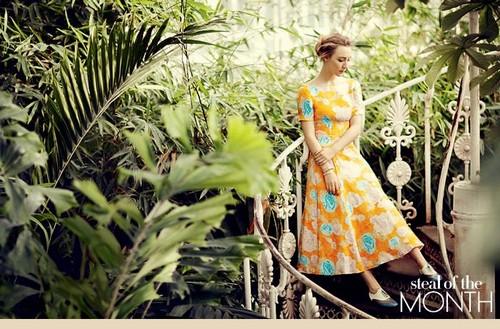 Vogue US 2013 photoshoot