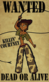 WANTED Courtney - total-drama-island fan art