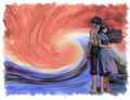 Wave of emotion - zuko-and-katara photo