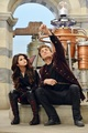 Wizards return  - alex-russo photo