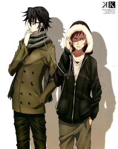 Yata & Fushimi
