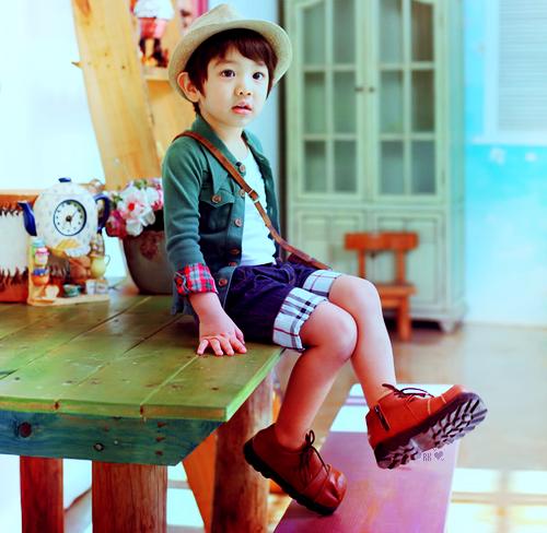 Yoogeun ulzzang baby!