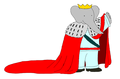 Young King Babar - Palace Ball Outfit - babar-the-elephant fan art