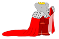 Young King Babar - Wedding Outfit - babar-the-elephant fan art