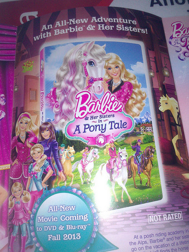 barbie & her sisters in a pony tale - barbie-movies Photo