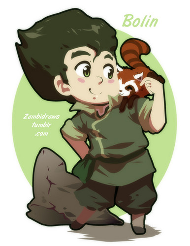 bolin in the deep