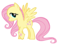 easter fluttershy - my-little-pony-friendship-is-magic photo