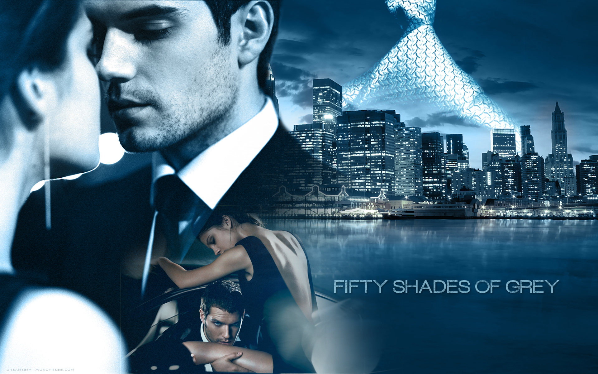 FIFTY SHADES OF GREY - Fifty Shades Trilogy Wallpaper (33869300.