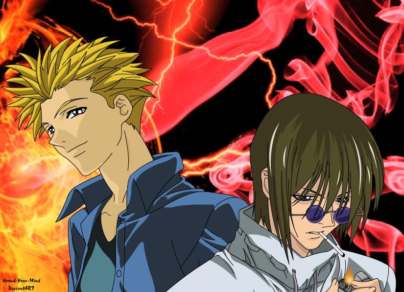 getbackers  Anime Photo 33823780  Fanpop
