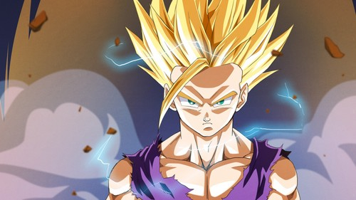 Dragon Ball Z images goku-super-saiyan HD wallpaper and background photos