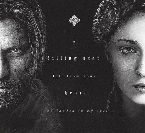 Jaime Lannister & Sansa Stark