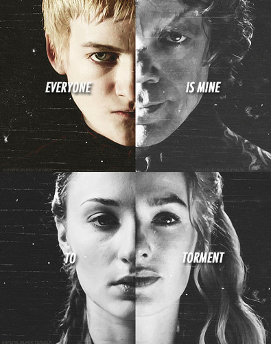 Everyone is mine to torment